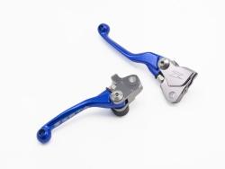 ZETA FP lever kit, YZ250/450F 09-, Blue