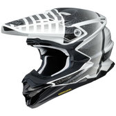 Shoei Vfx-wrTC-6 Blazon White/Black.