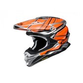 Shoei Vfx-wr Glaive Tc-8 orange/silver.