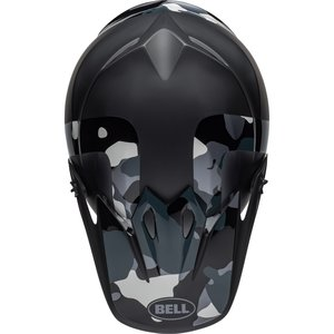 BELL Mx-9 Mips Presence Matte/Gloss Black Titanium Camo.