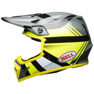 BELL MX-9 Mips Yellow/black