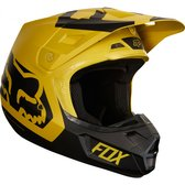 Fox V2 Preme Dark Yellow