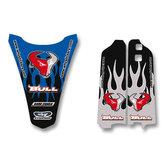 Bull Sponsor YZ 125-250, 96-01 250-450F 98-02