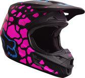 Fox V1 Grav Black/pink