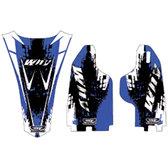 Sponsor Kit YZF 250/450, 08-09, WRF, -10