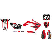 Replica Kit JK MX Team CRF 250, 04-09