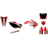 Replica Kit Wyss WMX CRF 250, 04-09