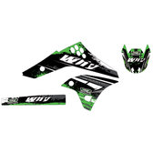 Stickers Kit KXF 450, 06-08