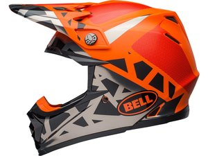 BELL Moto-9 MIPS Helmet Tremor Sv/org