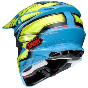 Shoei Vfx-wr Glaive Tc-2 Blue/Yellow.