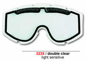 Reserv lins Double Clear Light Sensitive